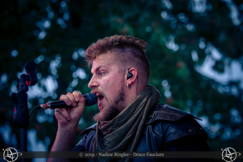 Draco Faucium Peter Live Mittelalterrock 2019