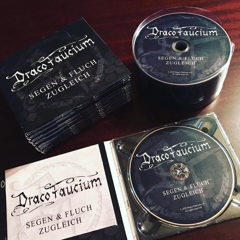 Draco Faucium Segen und Fluch zugleich 2021 CD Album