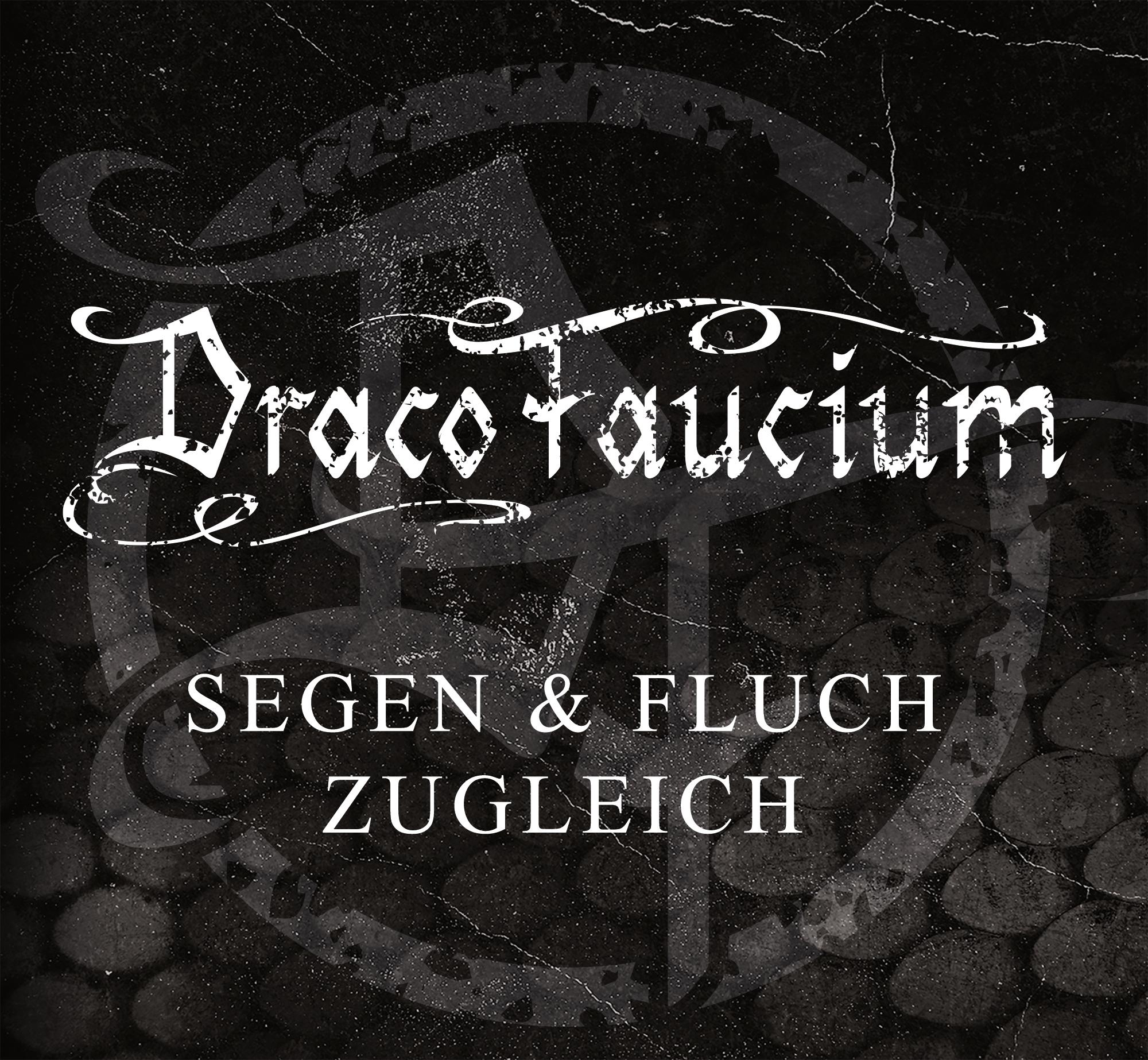 Draco Faucium Segen und Fluch zugleich 2021 Album Cover